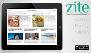 Use The Zite App To Keep Up With Industry News