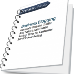 Business Blogging Ebook Cover