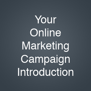 Online Marketing Overview & Quick Form On How To Get Started