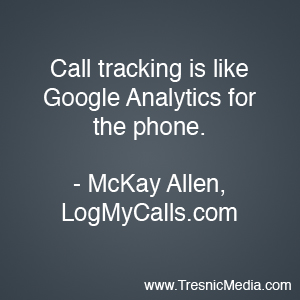 Intro To Call Tracking