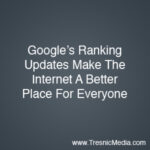 googles ranking updates make the web a better place 150x150 Get Started With Business Blogging: Communicating With Your Customers