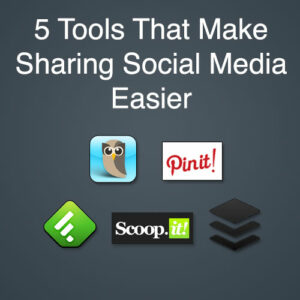 5 Tools That Make Sharing Social Media Easier