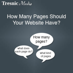 How Many Pages Should Your Website Have?