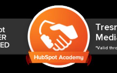 Hubspot Certified Agency Partner Tresnic Media