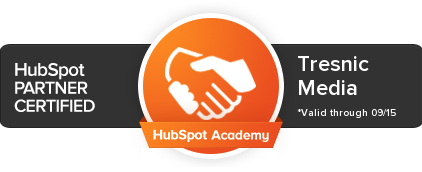 Hubspot Certified Agency Partner Tresnic Media