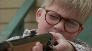 Ralphie Got His Gun