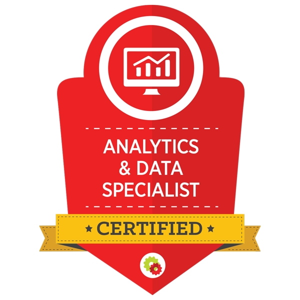Analytics And Data Mastery Badge