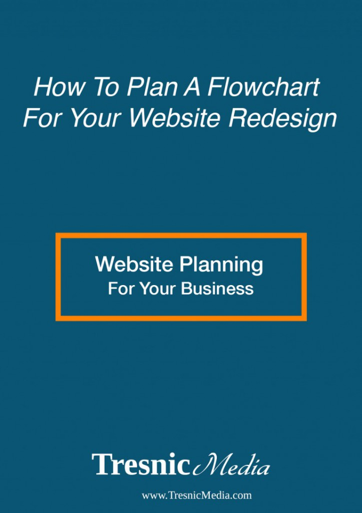 How To Plan A Flow Chart For Your Website Redesign Tresnic Media